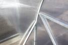 Akcija! Šiltnamis Premium Plius 3x4 arkinis polikarbonatinis (ekspozicinis) su 4 mm danga